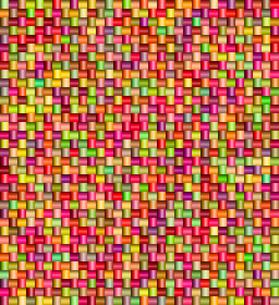 Tiled textureのイラスト素材 [FYI03074035]