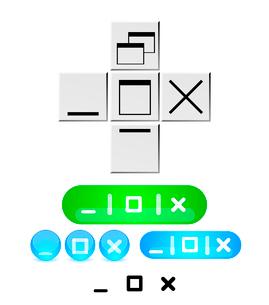 Cross designのイラスト素材 [FYI03074499]