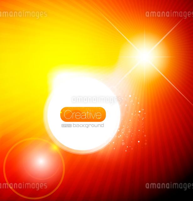 Vector shiny backgroundのイラスト素材 [FYI03074527]