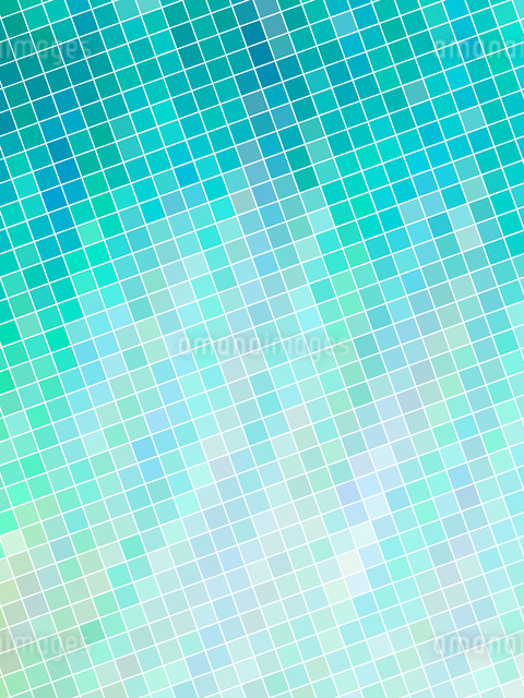 colorful mosaic abstract background, vector without gradientのイラスト素材 [FYI03074859]