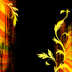 Abstract vector backgroundのイラスト素材 [FYI03075287]
