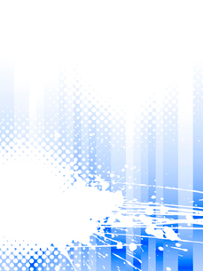 abstract grunge background, vector blur effectのイラスト素材 [FYI03075419]