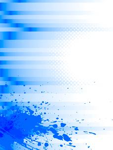 abstract grunge background, vector blur effectのイラスト素材 [FYI03075423]