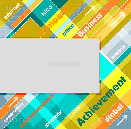 Abstract corporate modern backgroundのイラスト素材 [FYI03075886]
