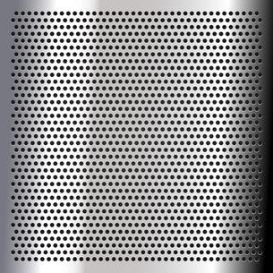Chrome - sheet metallicのイラスト素材 [FYI03076566]