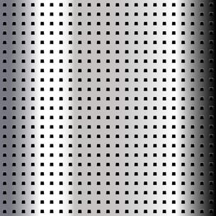 Chrome metallic backgroundのイラスト素材 [FYI03076601]