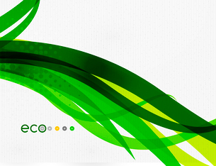 Green eco nature minimal floral concept | flying leaves | nature flying leaves templateのイラスト素材 [FYI03077050]