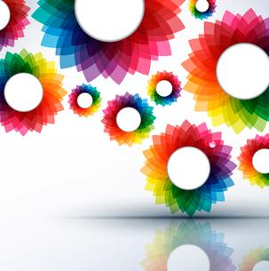Vector abstract creative illustrationのイラスト素材 [FYI03078229]