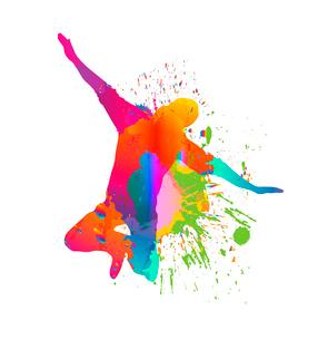 dancerのイラスト素材 [FYI03078230]