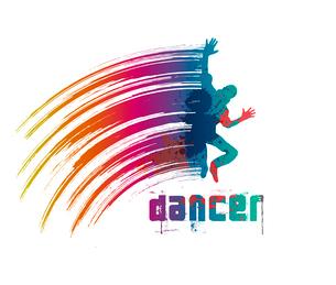 dancerのイラスト素材 [FYI03078232]