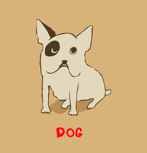French Bulldogのイラスト素材 [FYI03078246]