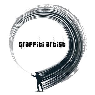 graffiti artistのイラスト素材 [FYI03078347]