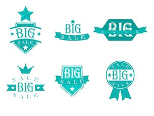 Big sale with retro vintage styled designのイラスト素材 [FYI03078530]