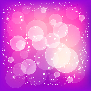 Beautiful abstract background texture with bokeh effectのイラスト素材 [FYI03079743]