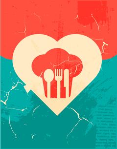 Restaurant menu designのイラスト素材 [FYI03080142]