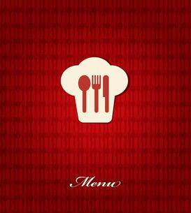 Restaurant menu designのイラスト素材 [FYI03080178]