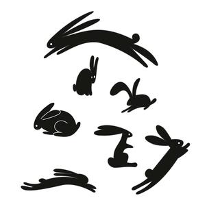 Rabbitのイラスト素材 [FYI03080179]