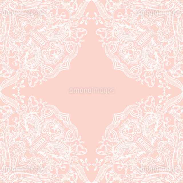 ornamental backgroundのイラスト素材 [FYI03082298]