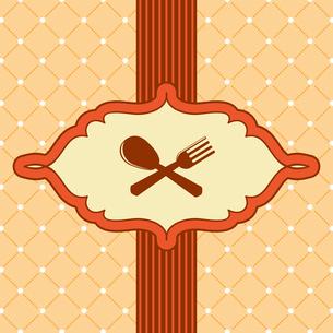 Vector menu coverのイラスト素材 [FYI03082708]