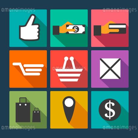 Sale iconsのイラスト素材 [FYI03083918]