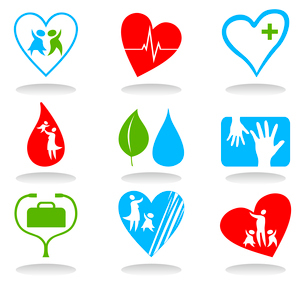 Medical icons5. Collection of icons on a medical theme. A vector illustrationのイラスト素材 [FYI03086343]