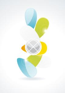 eps10 vector backgroundのイラスト素材 [FYI03086841]