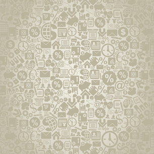 Grey background on a theme business. A vector illustrationのイラスト素材 [FYI03088489]