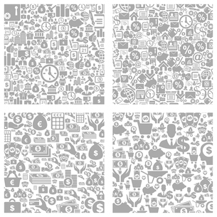 Background on a theme business. A vector illustrationのイラスト素材 [FYI03088498]