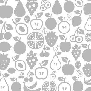 Background made of fruit. A vector illustrationのイラスト素材 [FYI03088999]