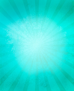 Designed grunge turquoise paper texture, background EPS 10のイラスト素材 [FYI03089360]