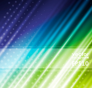 Green silk fabric for backgrounds, vector illustration eps10のイラスト素材 [FYI03089432]