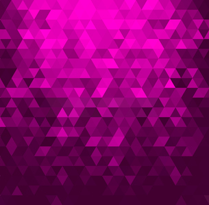 Abstract banner with triangle shapesのイラスト素材 [FYI03089487]