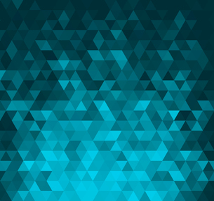 Abstract banner with triangle shapesのイラスト素材 [FYI03089488]