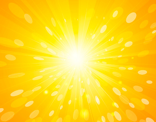 Vector illustration Abstract Sunlight Background. EPS10のイラスト素材 [FYI03089589]