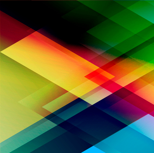 Abstract triangle vector background for Your Textのイラスト素材 [FYI03089594]
