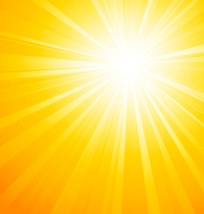 Vector illustration abstract sunny light background. EPS 10のイラスト素材 [FYI03089629]