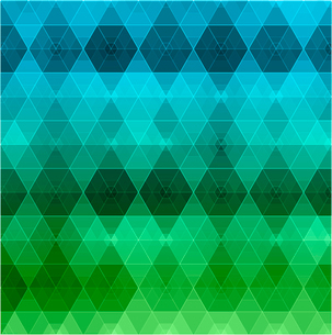 Retro pattern of geometric shapes. Colorful mosaic banner.のイラスト素材 [FYI03089661]