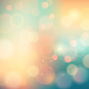 Vector illustration of soft colored abstract backgroundのイラスト素材 [FYI03089728]