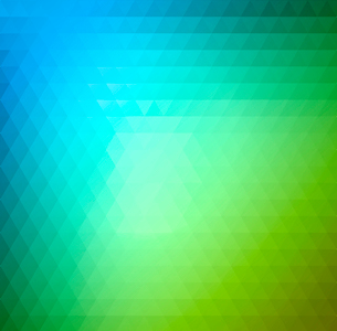 Abstract Triangle Background, Vector Illustration. EPS 10のイラスト素材 [FYI03089738]