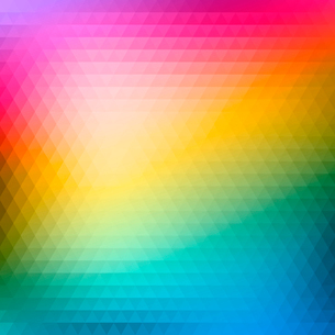 Abstract Triangle Background, Vector Illustration. EPS 10のイラスト素材 [FYI03089749]