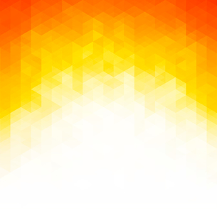 Abstract Triangle Background, Vector Illustration. EPS 10のイラスト素材 [FYI03089751]