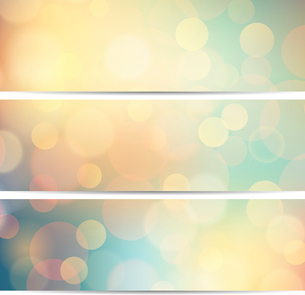 Vector illustration of soft colored abstract backgroundのイラスト素材 [FYI03089758]