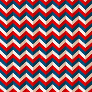 Retro background american patriotic colors. Vector illustrationのイラスト素材 [FYI03089769]