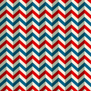 Retro background american patriotic colors. Vector illustrationのイラスト素材 [FYI03089770]