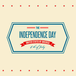 American Independence Day  Patriotic background. Vector illustrationのイラスト素材 [FYI03089791]