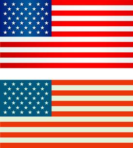 American Flag.  Patriotic background. Vector illustration. EPS 10のイラスト素材 [FYI03089793]