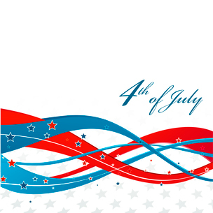 American Independence Day  Patriotic background. Vector illustrationのイラスト素材 [FYI03089799]