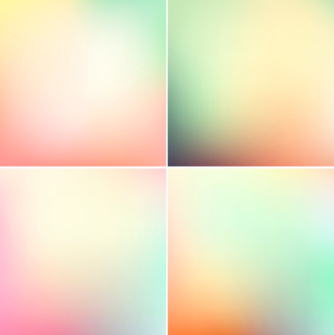 Vector illustration Smooth colorful background EPS 10のイラスト素材 [FYI03089827]