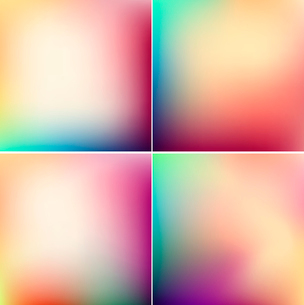 Vector illustration Smooth colorful background EPS 10のイラスト素材 [FYI03089829]