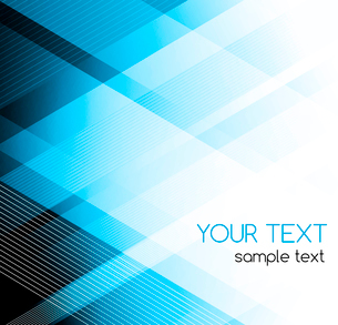 Vector color abstract geometric banner with triangle.のイラスト素材 [FYI03089852]